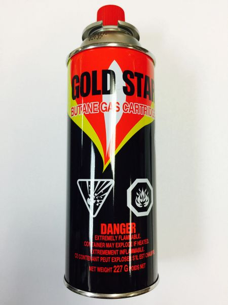 Gold star Butane Gas Cartridge