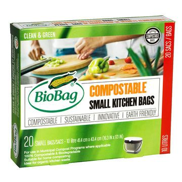 Biobags Small Compostable Kitchen Bags