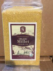 Organic Healthy Millet 454g /有机健康黄小米 454g