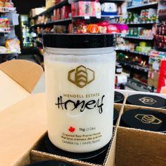 Wendell Estate Organic Honey 【暑期特惠/买7瓶送1瓶】温德尔白蜜1000g瓶
