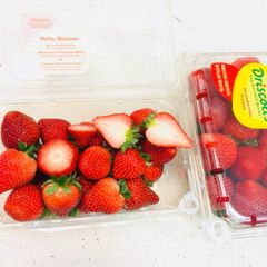 Driscolls strawberry 2 boxes 美国Driscol甜草莓2盒