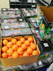Blue Jay Oranges 蓝鸟甜橙(113颗箱)