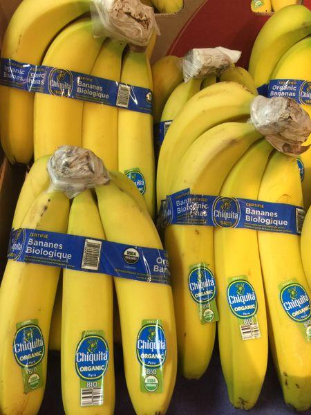 Organic Bananas 2lbs 有机香蕉2磅