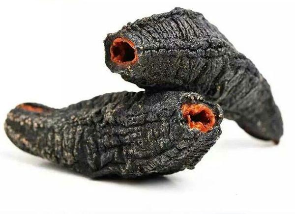 【中国送货到家】Canadian dry sea cucumber 1lb bag 淡干北极圆筒参1磅袋(整参,约60头)