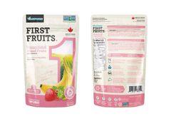 Freeze Dried Mixed Fruits Strawberry/Bananas15g /加拿大冻干水果 100%纯水果(草莓/香蕉))
