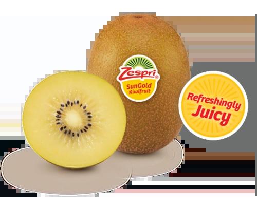 New Zealand Golden Kiwi 新西兰黄金奇异果