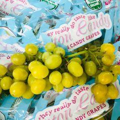 Cotton Candy Grapes 2 lbs棉花糖无籽葡萄2磅袋
