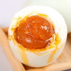 RI_Cooked Salted Duck Egg box 神丹流油红心咸鸭蛋1盒