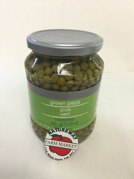 RO_Raureni Green Peas (No Shipping, Pick-Up Only)