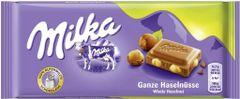 GER_Milka Hazenuts 100G 德国Milka榛子夹心巧克力 100克
