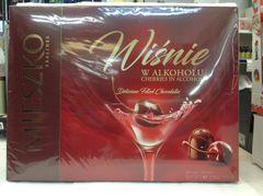 POL_Mieszko Cherries in Alcohol