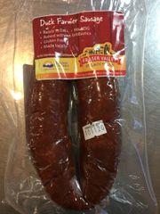 Duck Farmer Sausage 山水农场鸭肠一袋(约0.7磅)