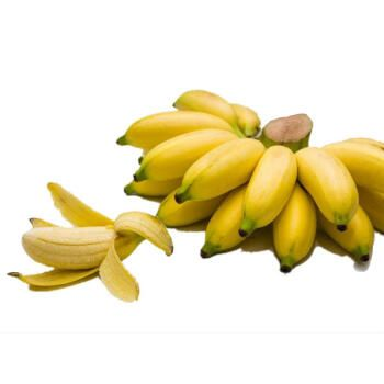 Air fresh Fingling Bananas 空运树上熟手指蕉