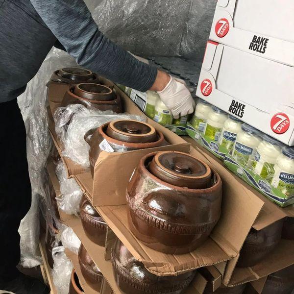 【Instock! Special, Made in Slovakia】Pickling Barrel【欧洲名窑打造】泡菜坛/腌蛋坛/米酒缸
