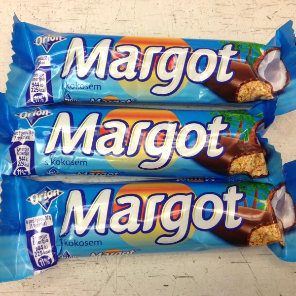Cz_Orion Margot s Kokosem 110g