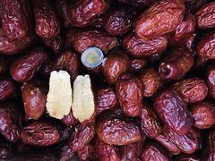Sweet Dry Dates 2lbs/新疆特甜红枣 2磅(今年产)