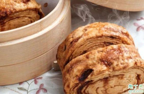 Brown sugar baozi 手撕红糖大馒头8个袋