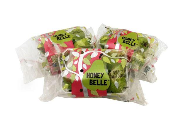 New Zealand Honey Belle Pear 新西兰甜蜜佳梨一盒2.2磅