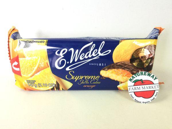 POL_E.Wedel Jaffa Cakes Orange 147g