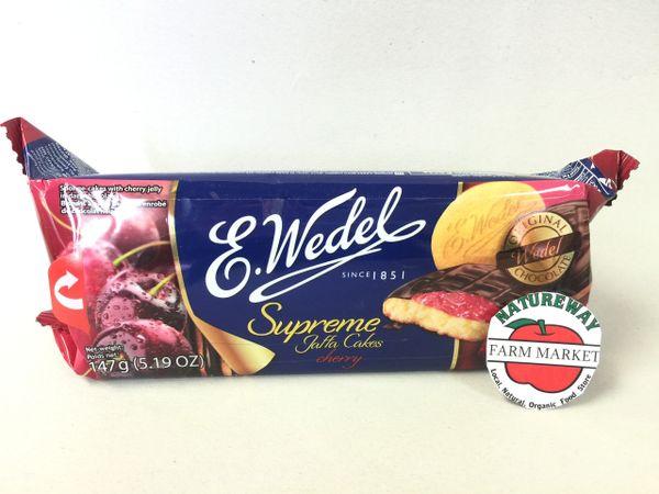 POL_E.Wedel Jaffa Cakes Cherry 147g