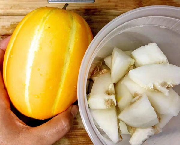 Korean Sweet melon 韩国小香瓜