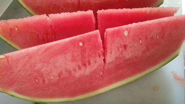 Jumbo Watermelon 1 Count (每单限购1颗)沙瓤巨大西瓜一颗,约25-30磅