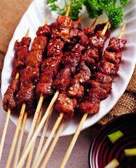 BBQ Lamb 10 pcs 【烧烤必备】孜然羊肉串10串