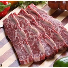 Beef bone 冰冻新西兰牛仔骨2磅袋