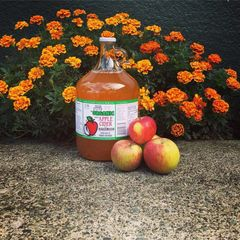triple Jim organic Apple Juice 3.87L 有机苹果汁3.87升
