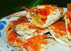 Live crab 越南膏蟹