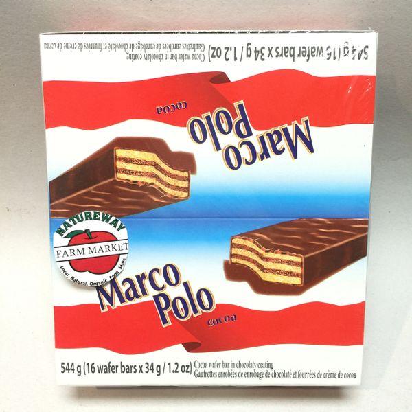 POL_Marco Polo Wafer Bars Original 544g