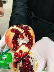 Soft seed pomegranate 空运软籽石榴6颗箱