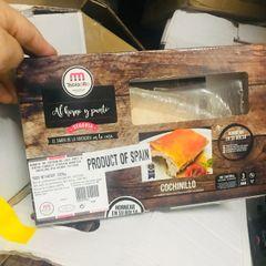 Spain suckling pig 西班牙烤吮指乳猪(约1.25公斤)