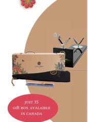 5J Spain Iberico Ham Set 【预售:春节加拿大市场专供】5J顶级西班牙黑毛猪火腿礼品箱(含火腿、火腿架和刀具)