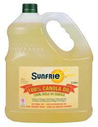Sunfrie Conola Oil 3L 加拿大Sunfrie芥花籽油3升