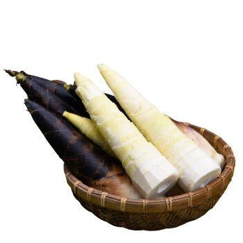 Fresh bamboo roots 空运天目山春笋