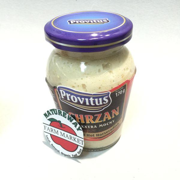 POL_Provitus Horseradish Extra-Hot 170g