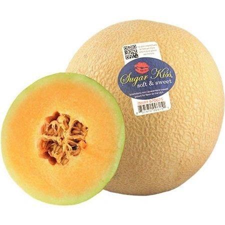 """【新品上市/热门推荐】Australian sugar kiss melon澳洲空运""""蜜糖之吻""""网纹蜜瓜"""