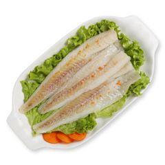 Wild Pacific Cod Fillet 急冻野生太平洋鳕鱼柳(无骨无刺无皮)