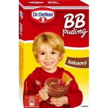CZ_ Dr.Oetker BB Pudding 250g