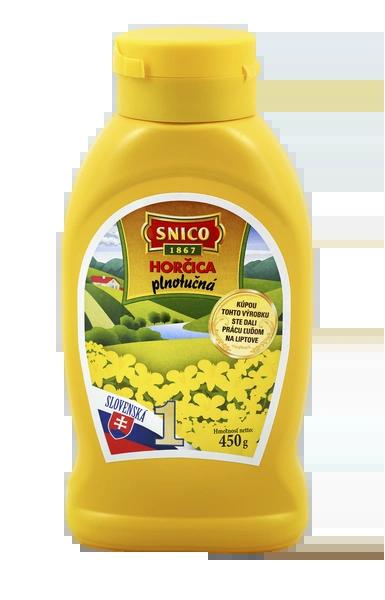 CZ_SNICO Horcica plnotucna 450g