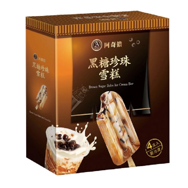 Achino Brown Sugar Ice Crean Bar 阿奇浓雪糕
