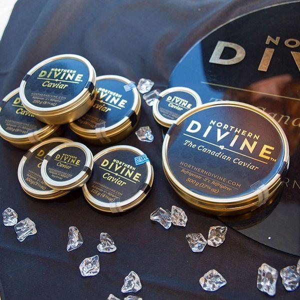 Northern Divine Caviar 加拿大顶级黑金鱼子酱(认证有机)