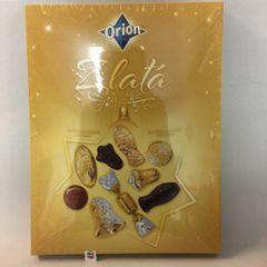 CZ_Orion Zlata Mlecna a Horka Kolekce Chocolates 500g