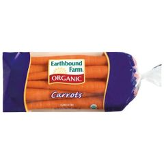 Veg.o_USA Organic Carrots 2 lb/ bag 华盛顿有机红萝卜2磅袋