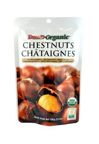 GRAIN_Organic Chestnuts 4 bags 有机板栗 4包