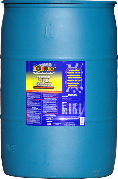 LiquiTube Premium Tire Sealant 55 Gallon Drum