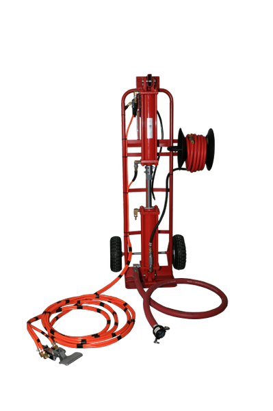 Pneumatic Pump for use with Tote