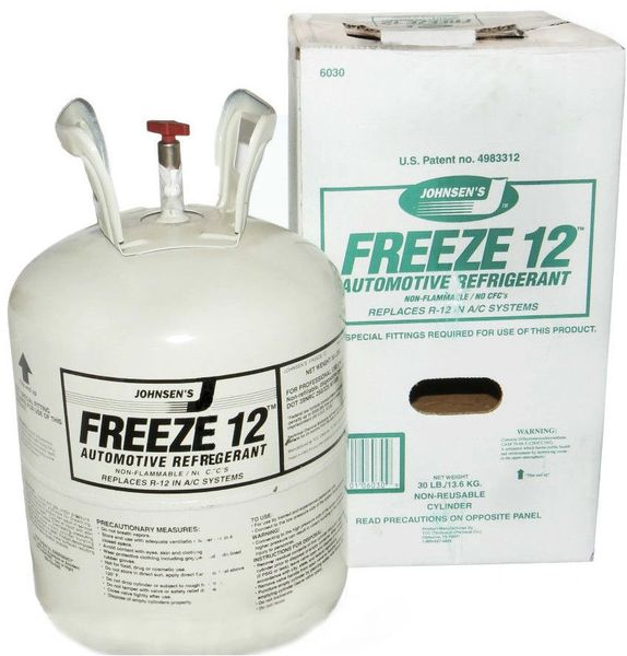 Johnsen's Freeze-12