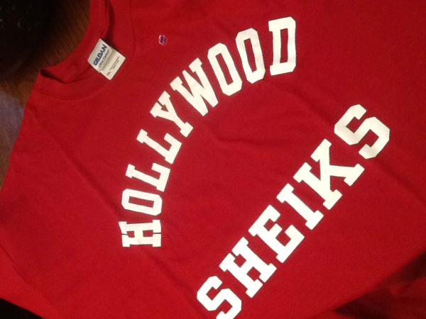 Classic Hollywood Sheiks Tees